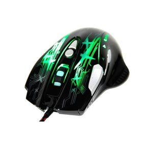 Mouse para Gamers WEIBO WB-912 Cupoclick - Tienda Online