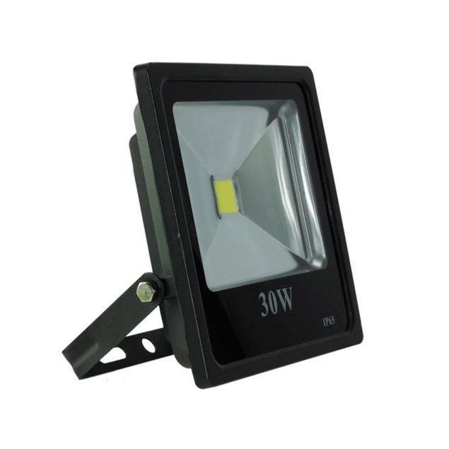 Foco Reflector 30W Led Exterior Slim