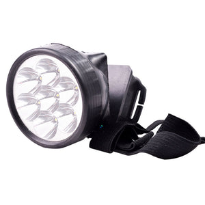 Linterna Minera 7 Led Headlamp / SB-387