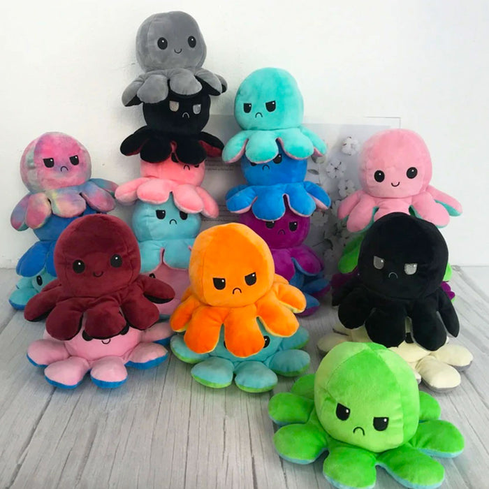 Pulpo Reversible Octupus