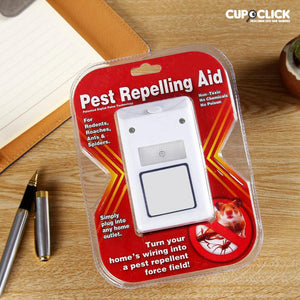 Repelente De Ratones Pest Repelling Aid