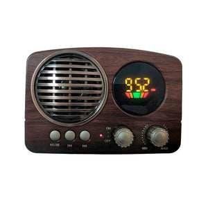 Radio Retro Vintage CMiK Bluetooth AM/FM MP3 Cupoclick MK-616BT