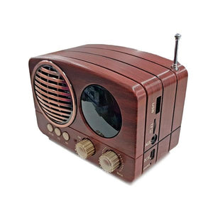 Radio Retro Vintage CMiK Bluetooth AM/FM MP3 Cupoclick
