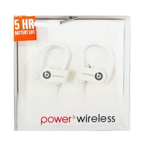 Audifonos Bluetooth Deportivos Power 3 Wireless Oem Cupoclick BLANCO