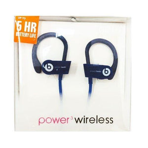 Audifonos Bluetooth Deportivos Power 3 Wireless Oem Cupoclick AZUL