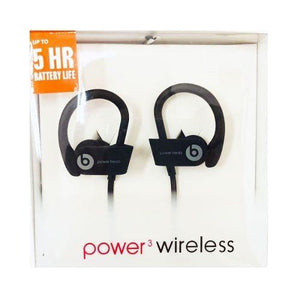 Audifonos Bluetooth Deportivos Power 3 Wireless Oem Cupoclick NEGRO/BLANCO