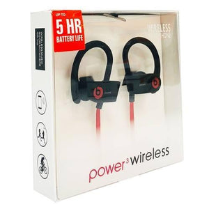 Audifonos Bluetooth Deportivos Power 3 Wireless Oem Cupoclick