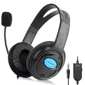 Audifonos Ps4 X-one Con Microfono Gamers Estereo 7.1 / 01423