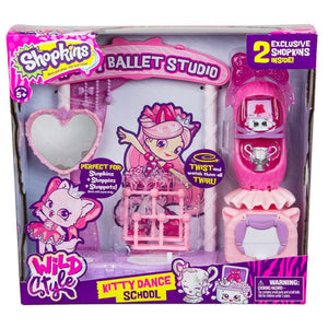 Escuela De Baile Shopkins Kitty Dance / 56704