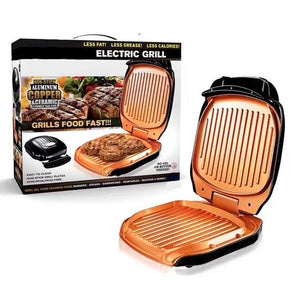 Parrilla Electrica Grill Antiadherente