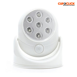 Luz Led Con Sensor De Movimiento A Pila / Light Angel