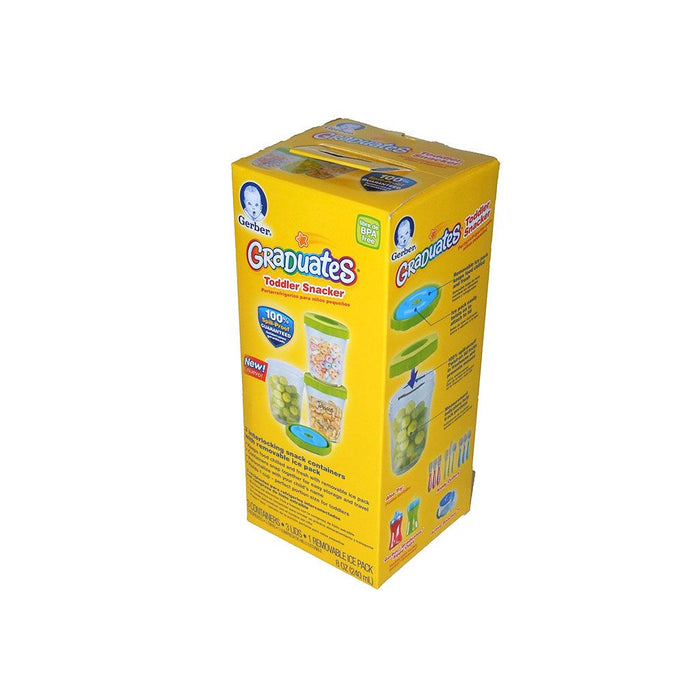Porta Snack Refrigerable First Essentials-Gerber / GB78004