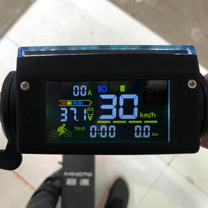 Scooter Electrico E-Scooter Pantalla Digital Hasta 30km 120Kg Cupoclick