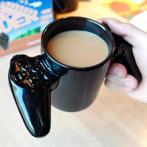 Taza Control Playstation GAME OVER
