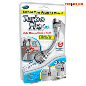 Extension Flexible Agua Turbo Flex