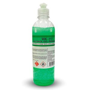 Alcohol Gel WINKLER 500ml Certificado