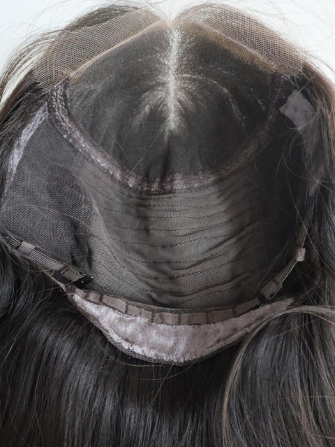 "14"" Larissa Lace Top Wig"