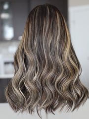 "23"" Jenna Lace Top Wig (M)"