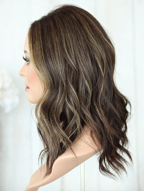 "18"" Dakota Lace Top Wig (M)"