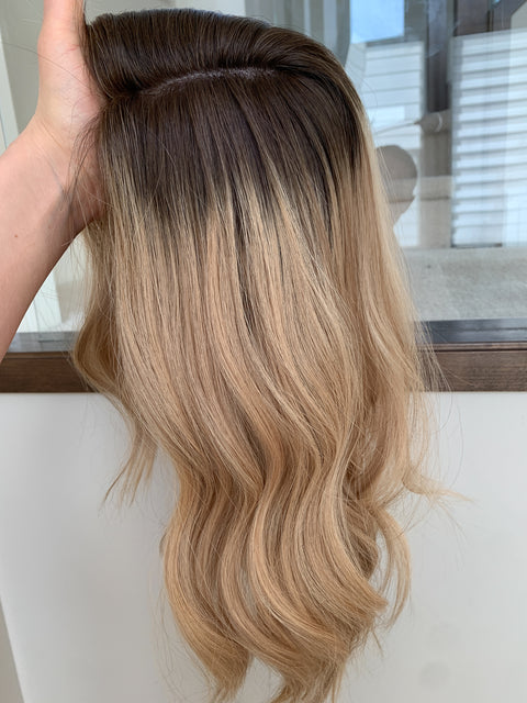 "22"" Warm Dimensional Blonde"
