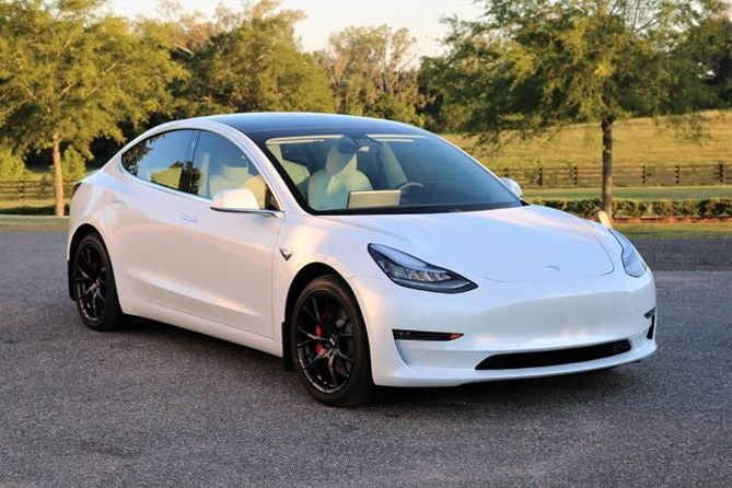 "Tesla Model 3 19"" MW03 Forged Wheels"