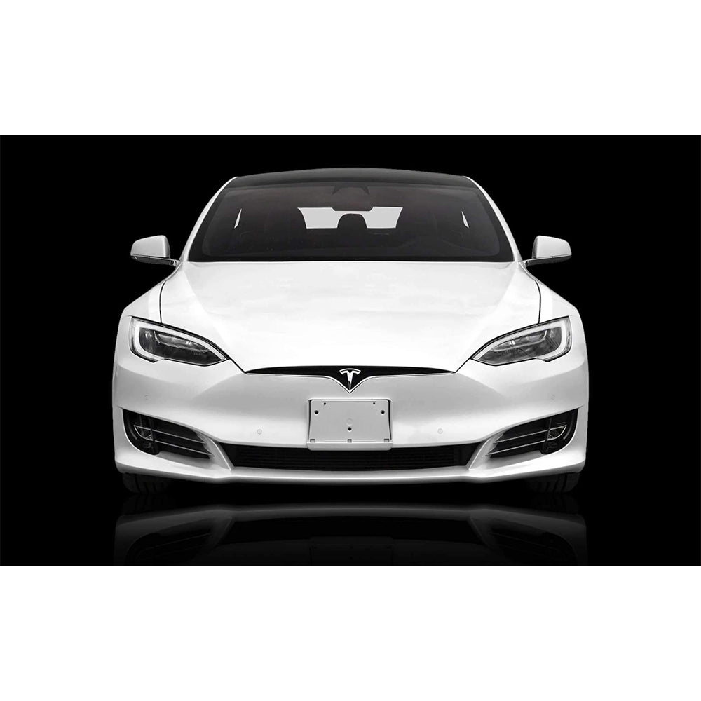 Scrape Armor Bumper Protection - Model S 2016 + (Formed 3 Piece Kit)