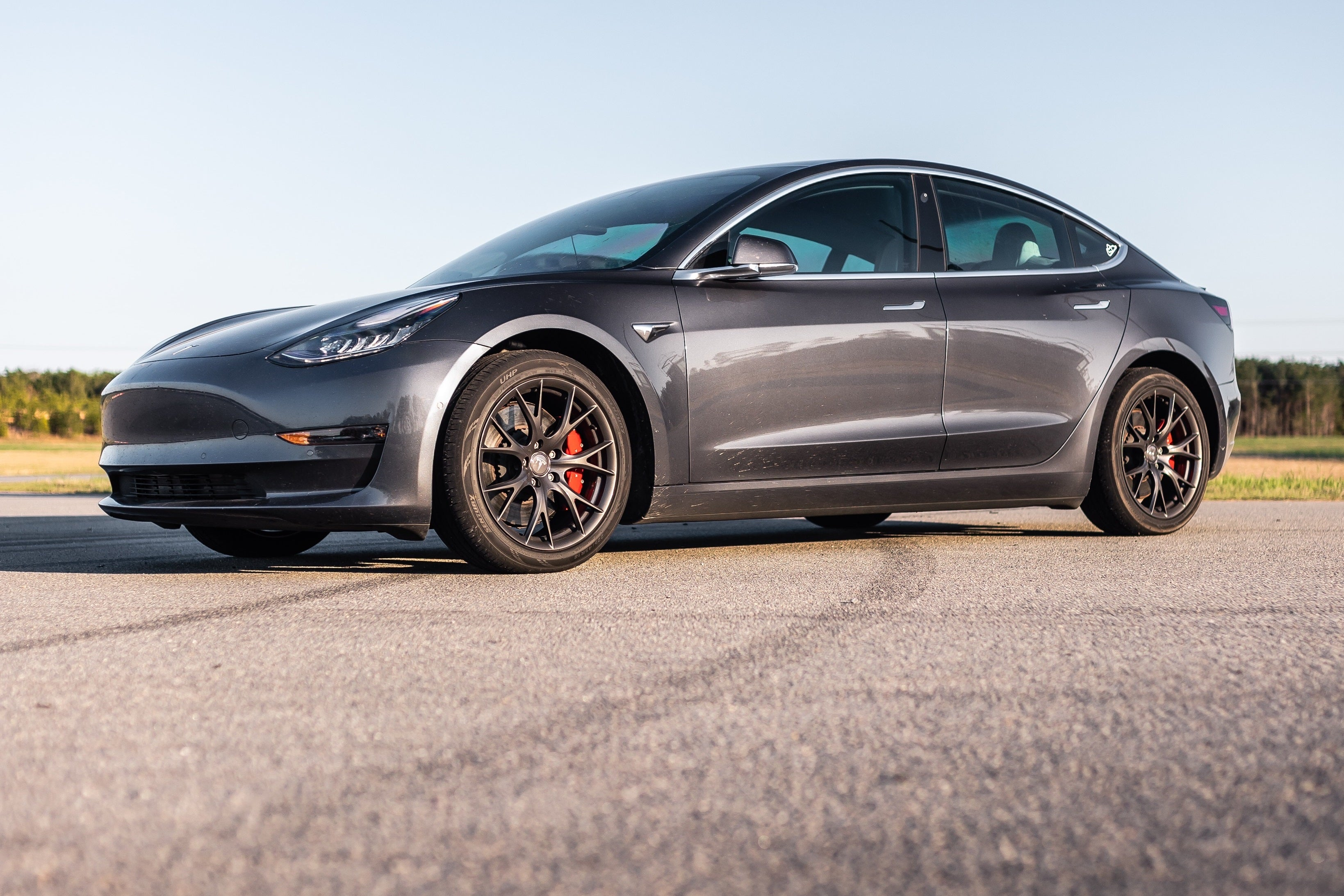 "Tesla Model 3 20"" MW03 Forged Wheels"