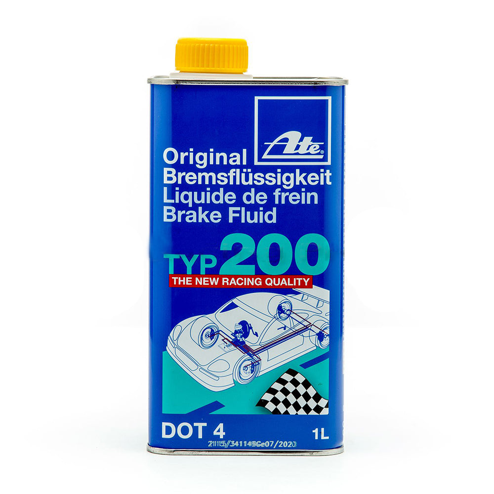 ATE TYPE 200 Brake Fluid (1 Liter)