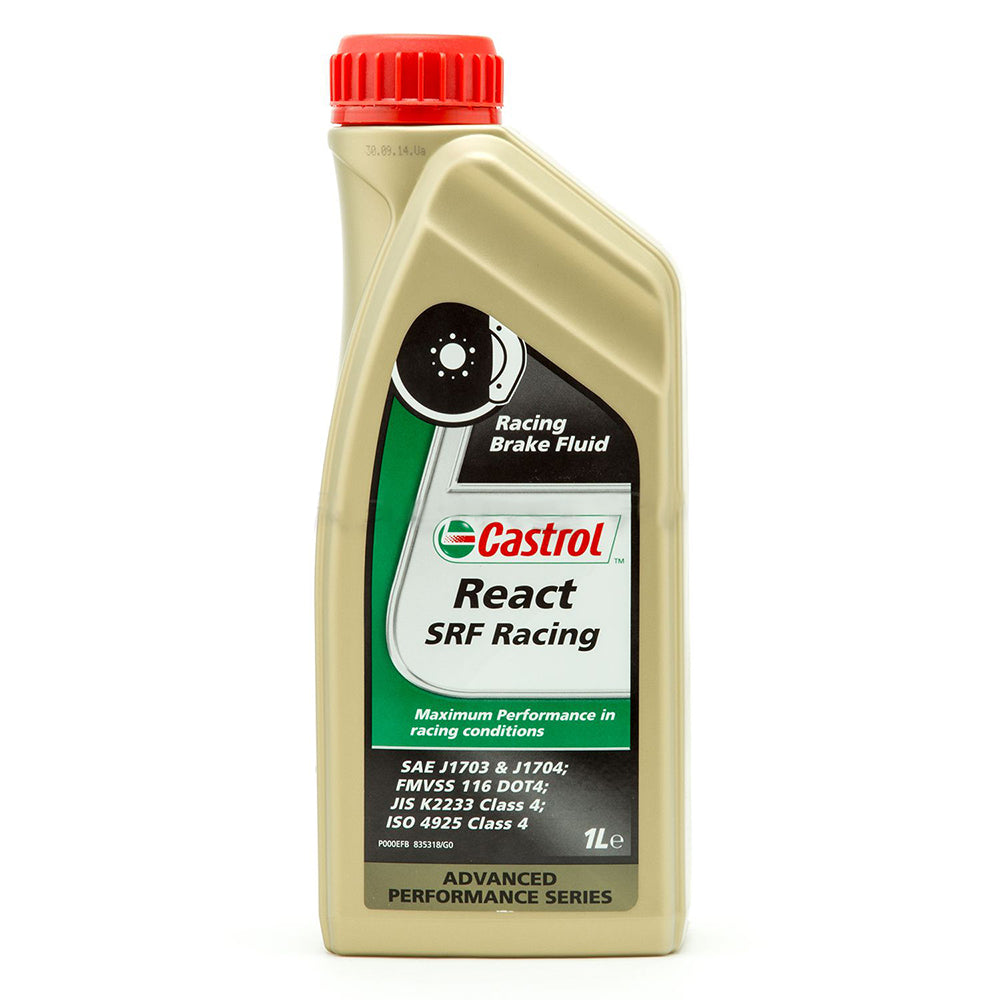 Castrol React SRF Racing Brake Fluid