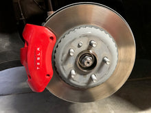 Load image into Gallery viewer, Carbotech Brake Pads - Tesla Model 3 WITH Performance Brake Package - Rear