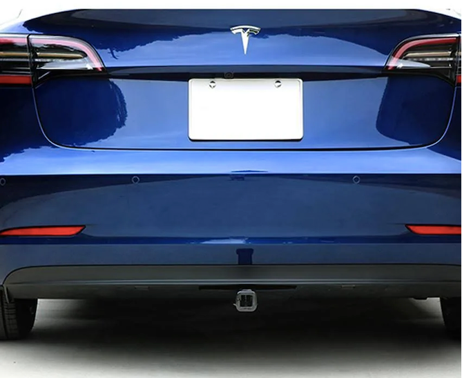 Stealth Hitch for TESLA MODEL 3
