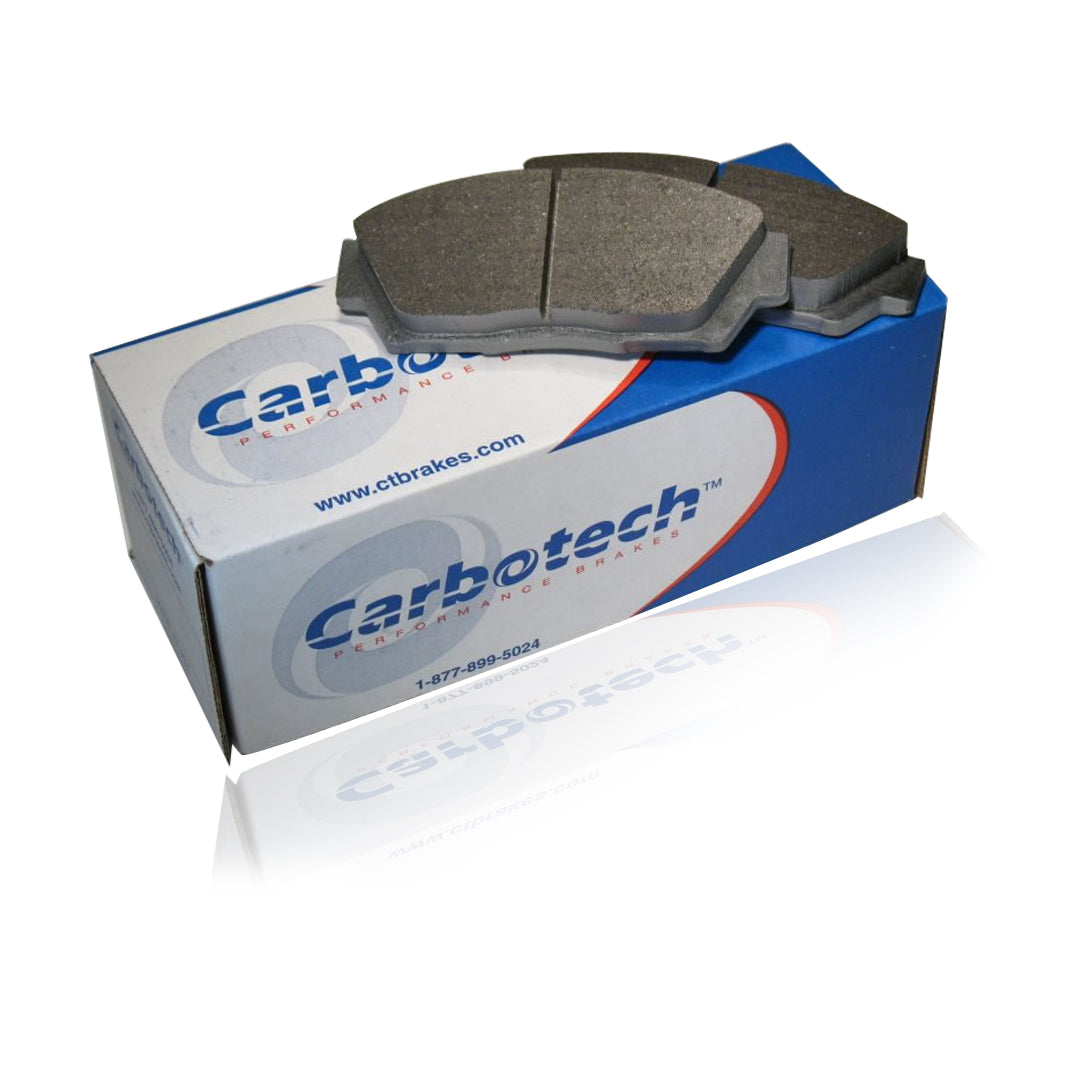 Carbotech Brake Pads - Tesla Model 3 WITHOUT Performance Brake Package - Rear