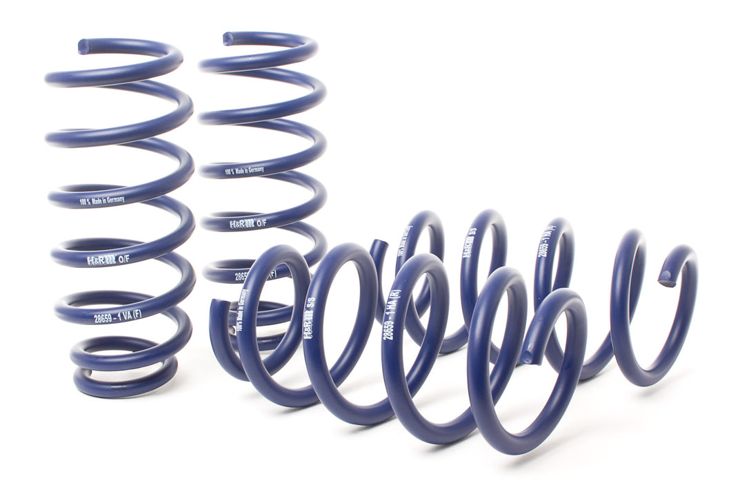 H&R Sport Springs for Tesla Model 3 AWD / Performance