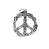 Peace Flower Pendant - Retired