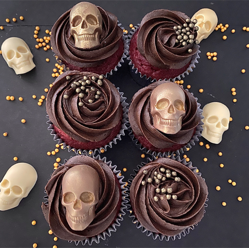 Frighteningly Delicious Cupcakes