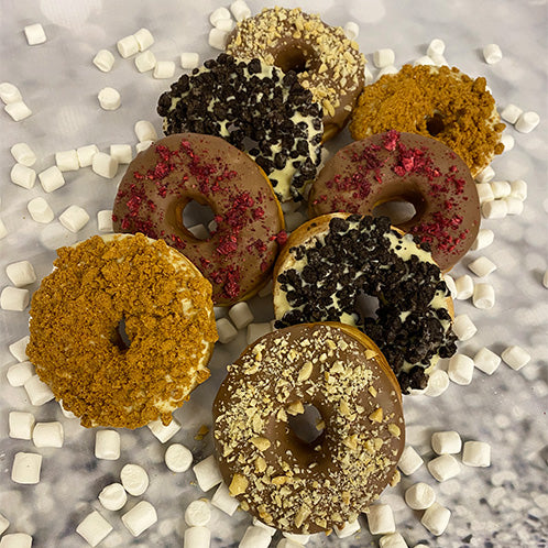 Mix It Up Donuts