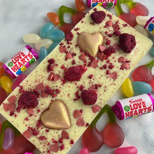 White Raspberry Choc-in-a-Box