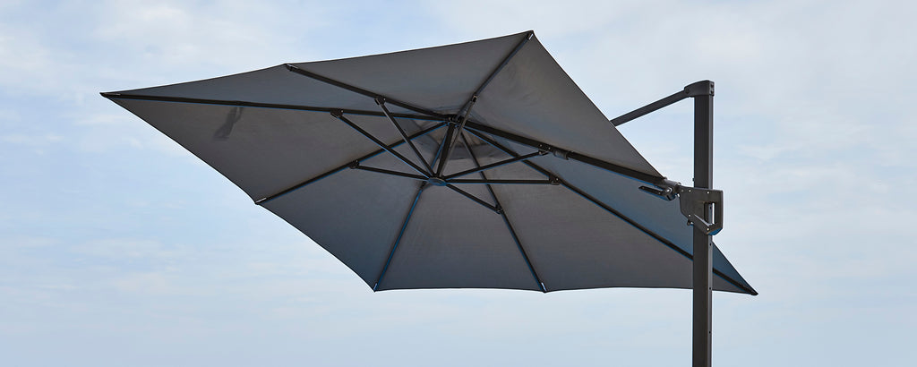 Outdoor parasols