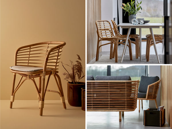 Rattan indoor furniture