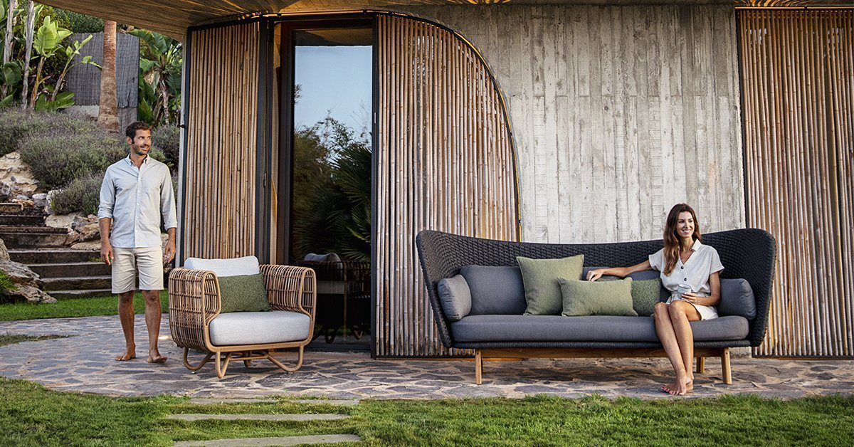 Cane Line Co Uk Comfortable High End Furniture For Outdoor Indoor