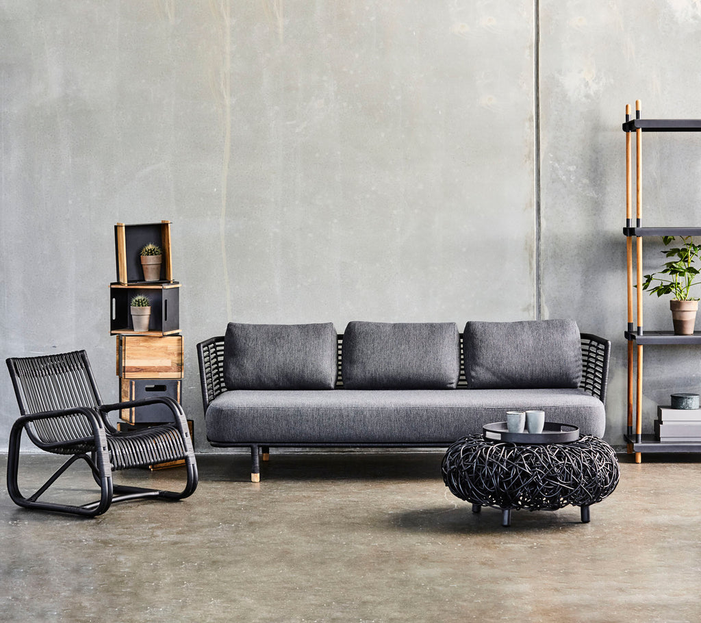 Sense 3-seater sofa INDOOR  (7543)