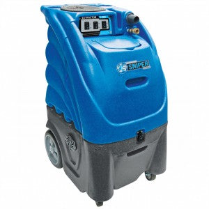 SNIPER 12 GAL CARPET EXTRACTOR W/ HEATER Heavy duty 80-2500
