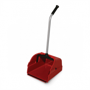 SUPER LOBBY JUMBO DUST PAN RED