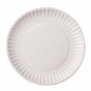 Paper Plates Cheap Durham Mobile Janitorial Supply