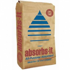 ALL PURPOSE ABSORBANT 50 LB