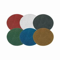 "19"" FLOOR PADS ANY COLOR"