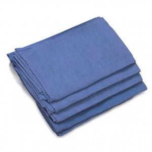 New Blue Surgical Towels Dozen