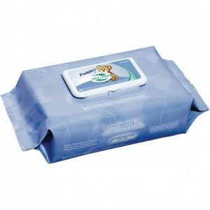 NICE N CLEAN BABY WIPES 12/80 BX