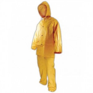 RAINSUIT YELLOW 3 PIECE