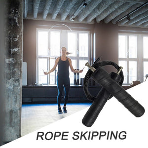 Skipping Jump Rope for Fitness & Boxing